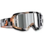 Scott HUSTLE GOGGLE GRIZZLE SILVER CHROME LENS
