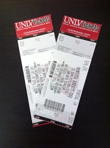 Monster Energy Cup Tickets
