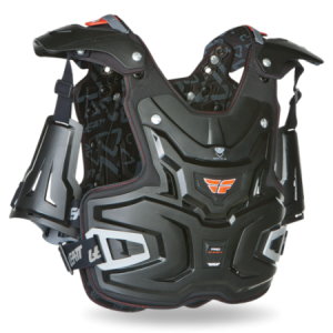 Adventure Pro Chest Protector Black