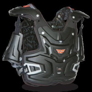 Adventure Pro Chest Protector Black