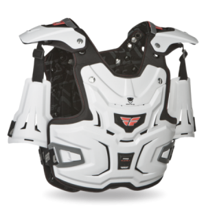 Adventure Pro Chest Protector White
