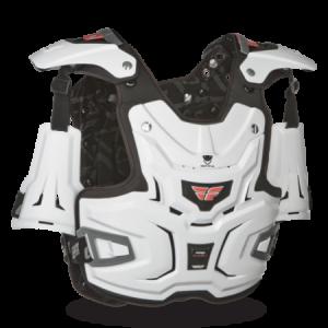 Adventure Pro Chest Protector White