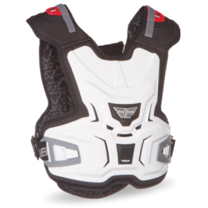 Junior Body Vest Lite White