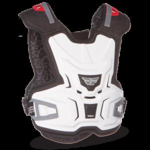 Junior Body Vest Lite White