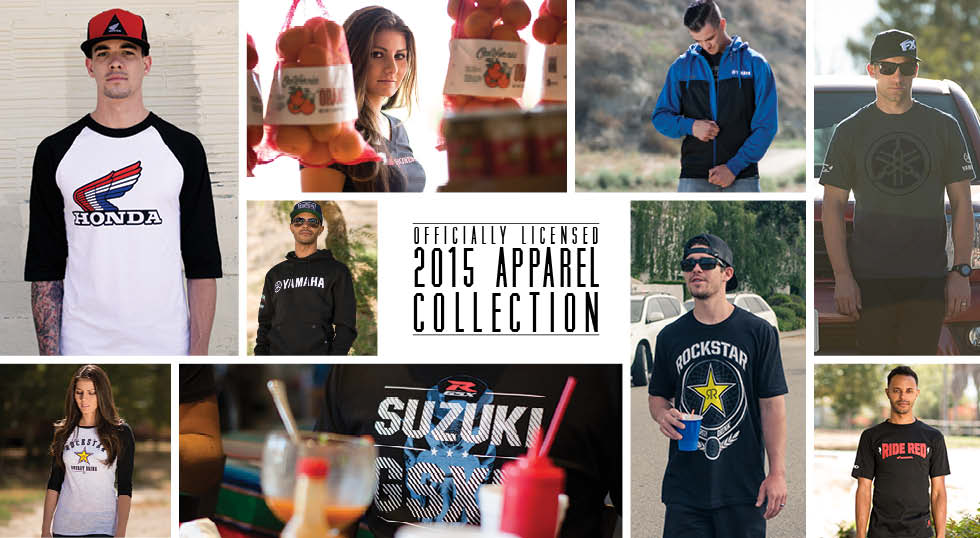 Factory Effex 2015 Offically Licensed Apparel
